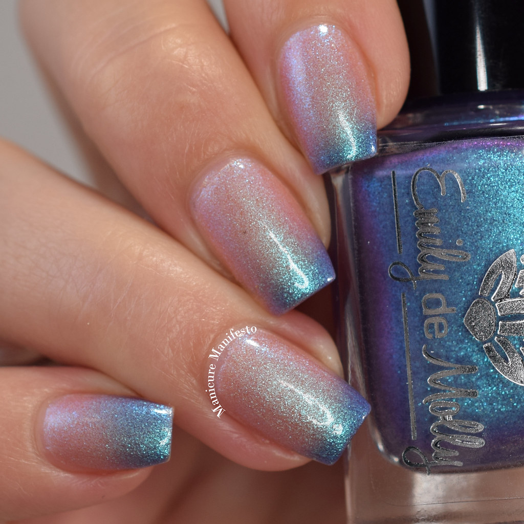 Emily De Molly Just Like This swatch