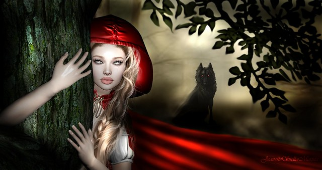 Red Riding Hood in the Woods...