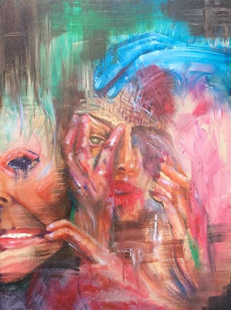 _Reflections_ by Eliz Kolat. Form VI_