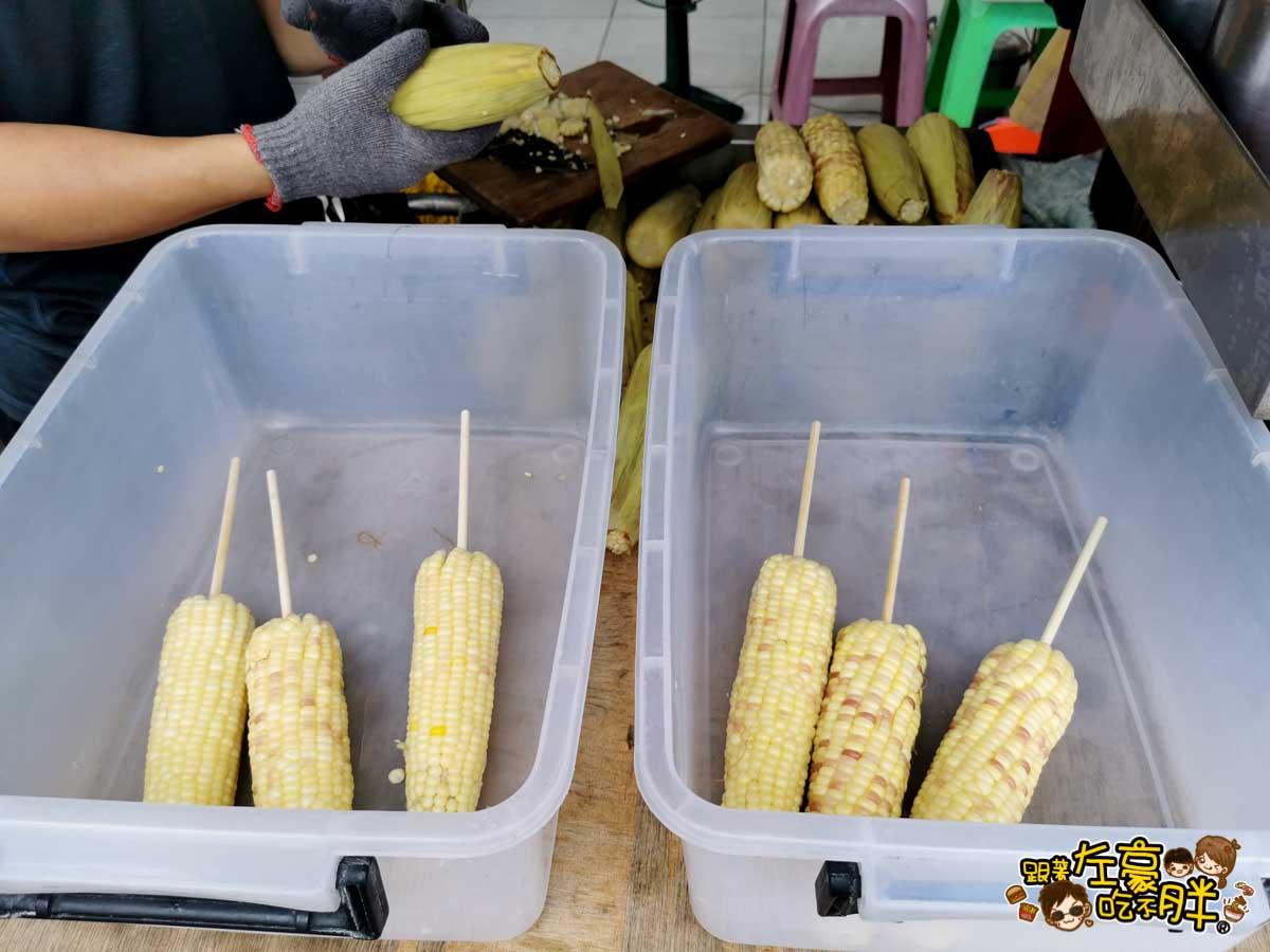 鳳山玉米燜燒玉米鳳山烤玉米-3