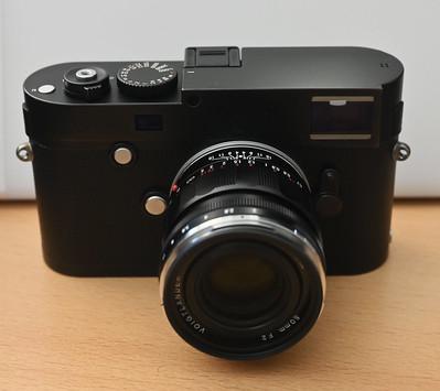 Leica M MONOCHROM(Typ246)+Voigtländer APO-Lanthar 50mm F2.0 ASPH VM