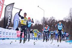 Kateřina Smutná doběhla v novém švédském laufu šestá