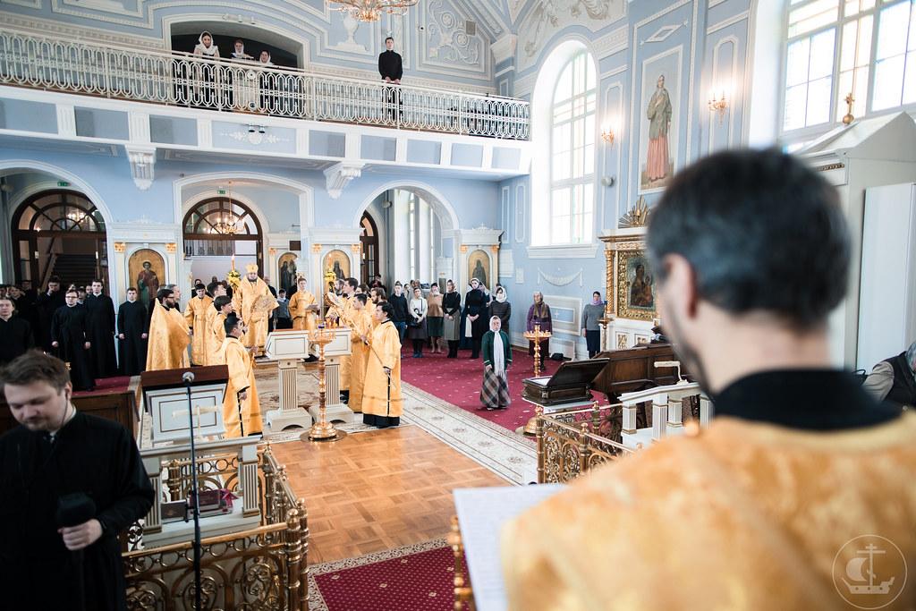 20-21 Марта 2021, Неделя Торжества Православия / 20-21 March 2021, The Sunday of the Triumph of Orthodoxy