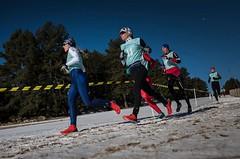 Se zlomeným malíčkem pro 5. místo na MS v zimním triatlonu