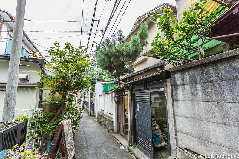 Viviendas de Ura-Harajuku