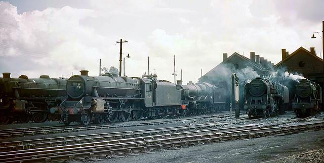 Banbury Oxfordshire 19th June 1966