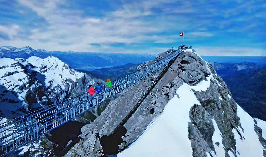 SWITZERLAND - Diablerets (Alps)