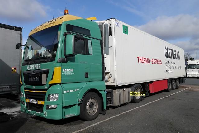 MAN TGX18.500 - Thurrock