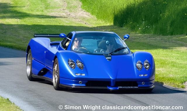 2003 Pagani Zonda C12S