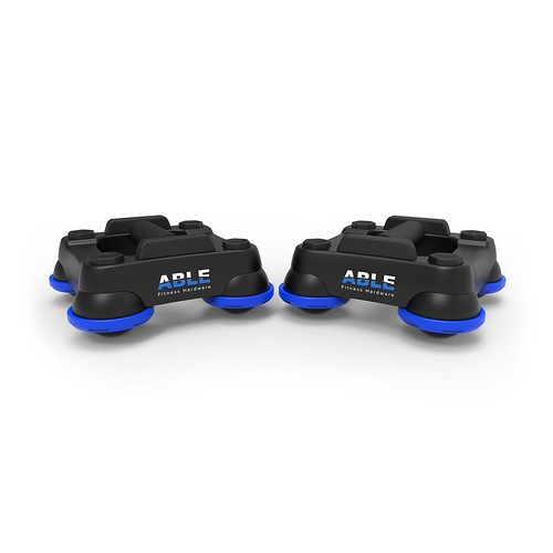 FITNESS HARDWARE ABLE - BLUE