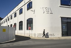 White wall #lisbon #portugal