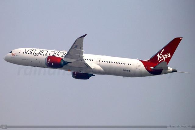 Virgin Atlantic - Boeing 787-9 - G-VWHO