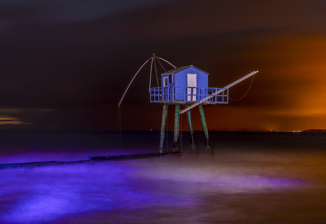 Carrelet - Tharon (Light Painting)
