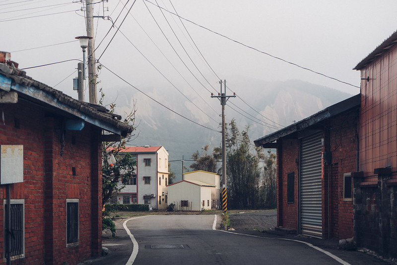火炎山|台中