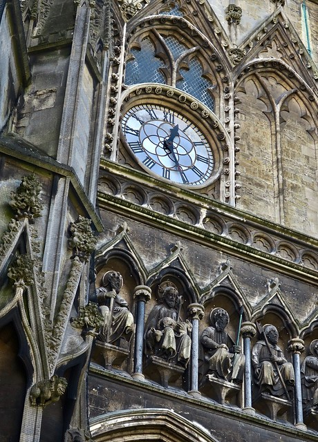 St. Mary Redcliffe, Bristol, UK