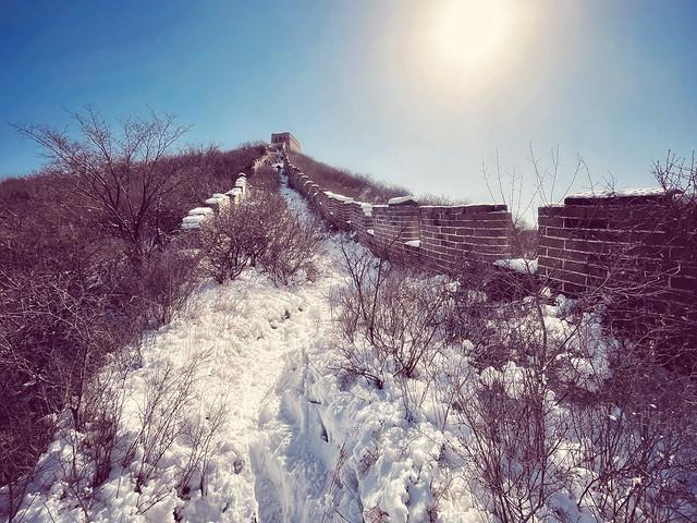 Chenjiabao Great Wall(陈家堡长城,三街六巷楼)