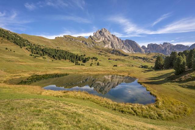 *Lech - Sant @ Dolomites - idyll*