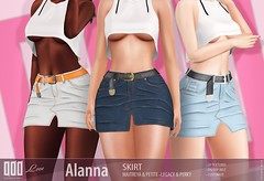 New release - [ADD] Alanna Skirt