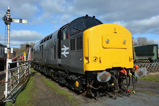 37263 Telford Steam Railway 21/03/2021