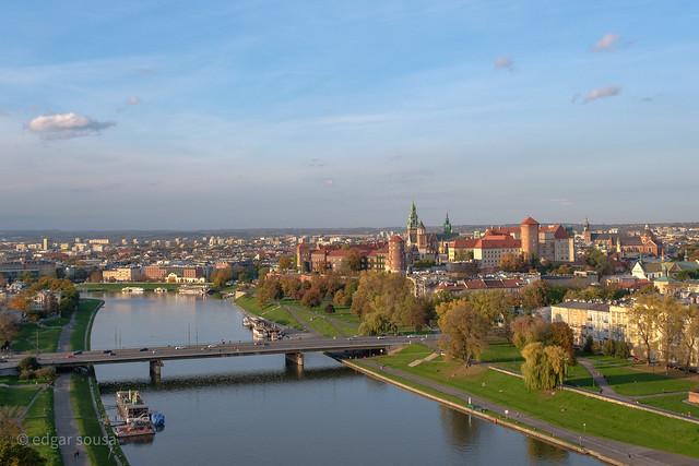 Balon widokowy - Kraków
