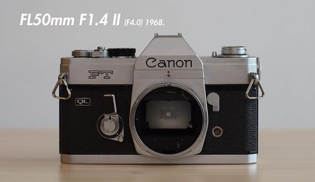 FL50mm F1.4 II (f4.0)