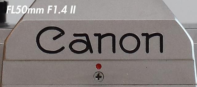 FL50mm F1.4 II