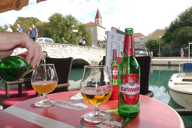 Karlovačko - Trogir, Croatia