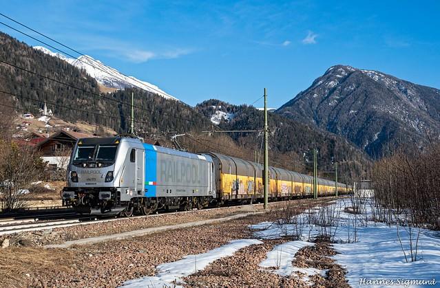 494.573 Captrain Italia - Freienfeld