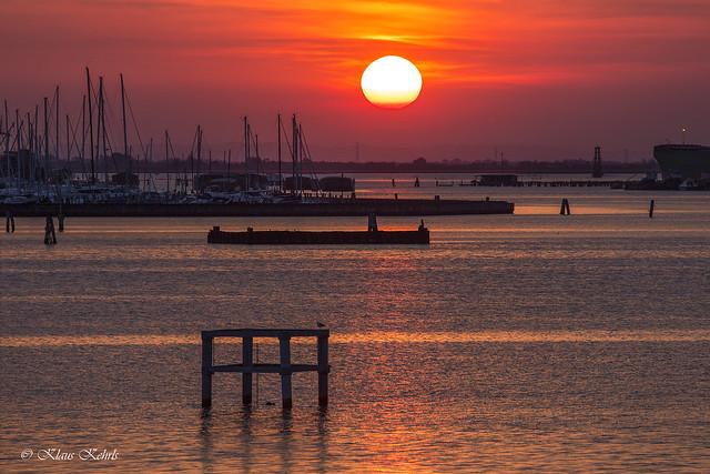 Venezianische Lagune II