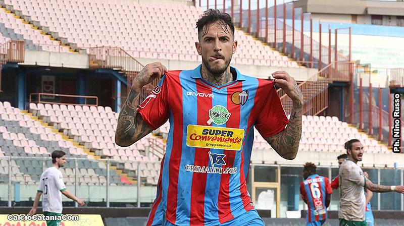 Manuel Sarao, ottava rete in stagione