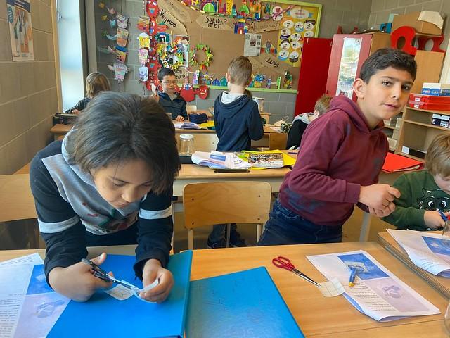 3de leerjaar: Zedenleer - Samen worden we goede emmertjesvullers