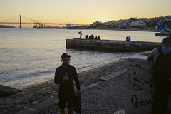 Last bit of lazy saturday sunshine  #lisbon #portugal