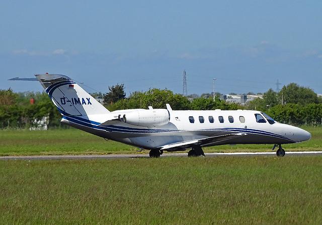 D-IMAX Cessna 525A CitationJet 2