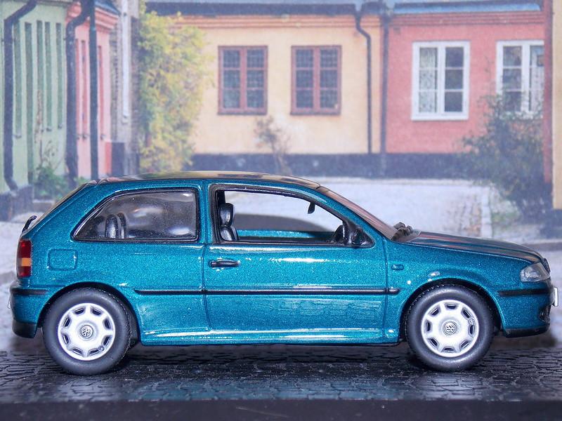 VW Gol 1.6 L – 1999