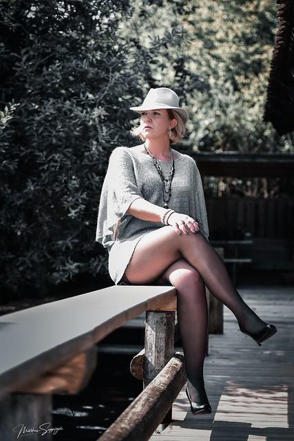 Model: Anita Bucheli - Meier