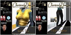 Charisma's Designs - Lani Tee & High Capris