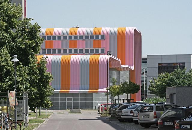 Magdeburg - Experimentelle Fabrik