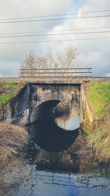 Vondelbeek brugje