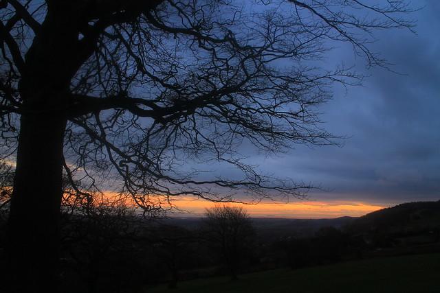 Henllys Vale Evening