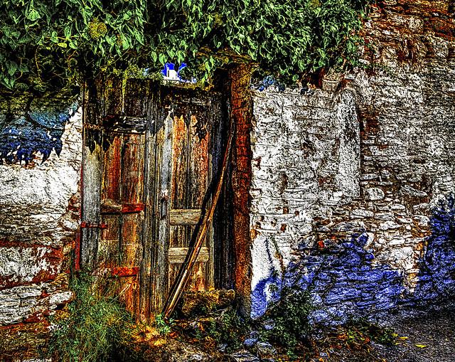 5300Hs Slidin' Past The Gate