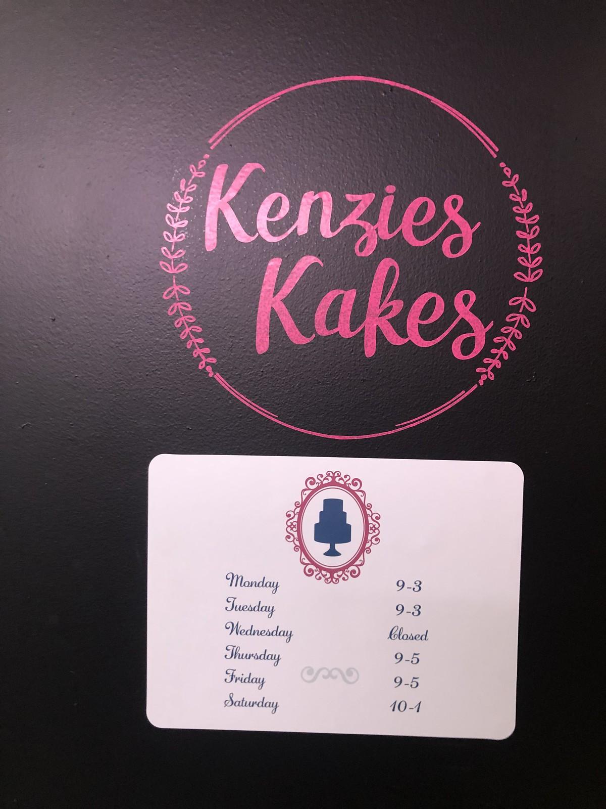 Kenzie's Kakes