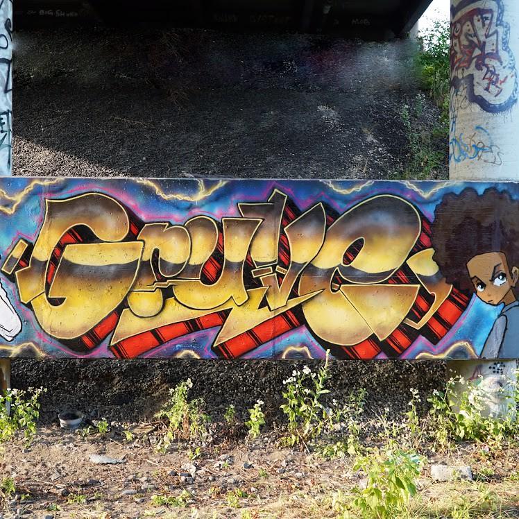 Gruve - wProse+Cybin