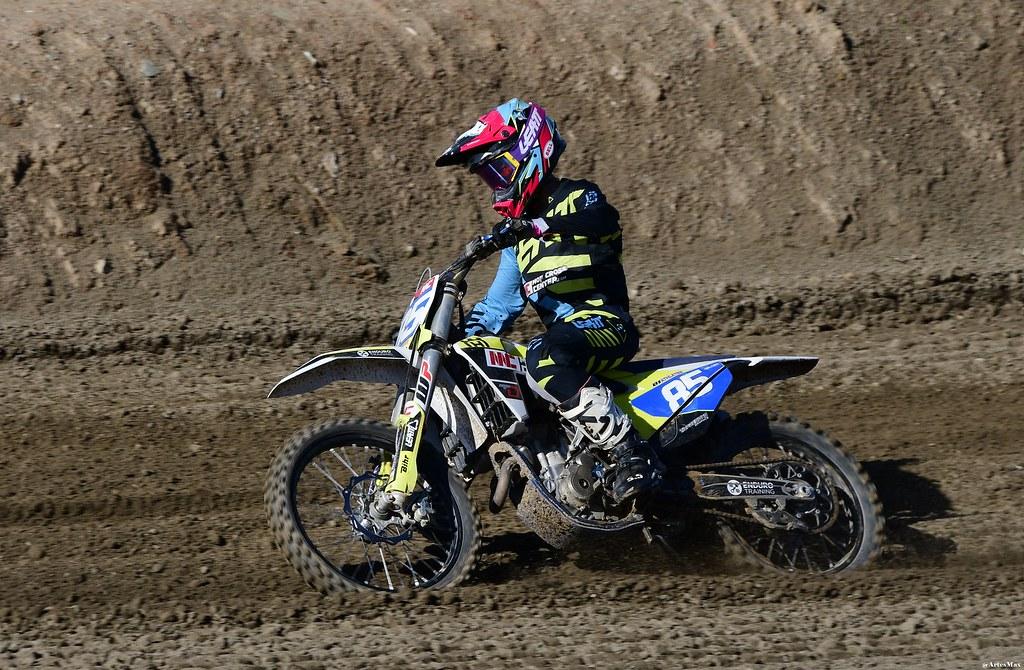 Husqvarna / Mariola Valero / ESP /  Motocross Center