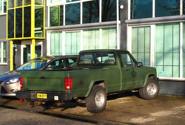 1990 Jeep Comanche 4.0
