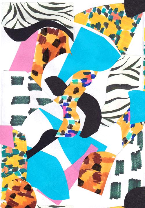1st collage