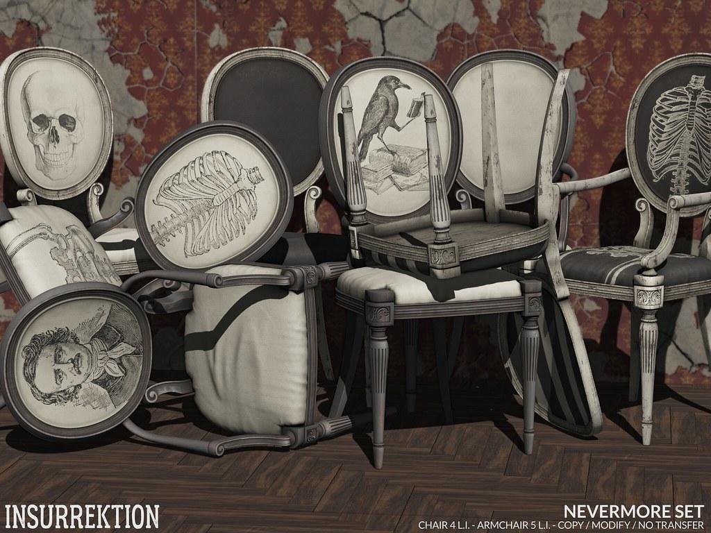 [IK] Nevermore Set