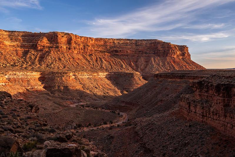 Johns Canyon Evening