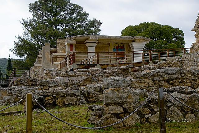 Gelaende von Knossos
