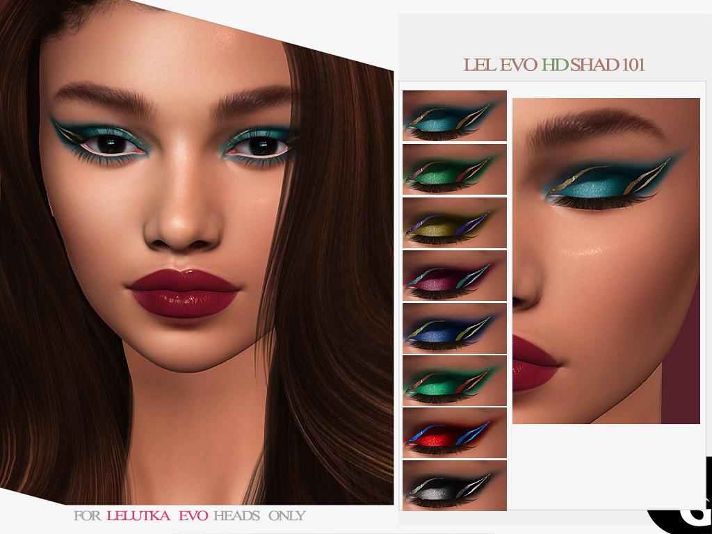LeL Evo HD Shadow 101 @ Eclectic