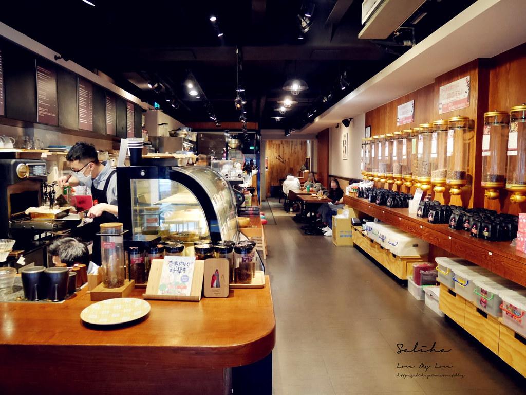台北雙連讀書咖啡廳RAYCA COFFEE 中山站附近下午茶推薦可久坐聊天好吃蛋糕 (3)